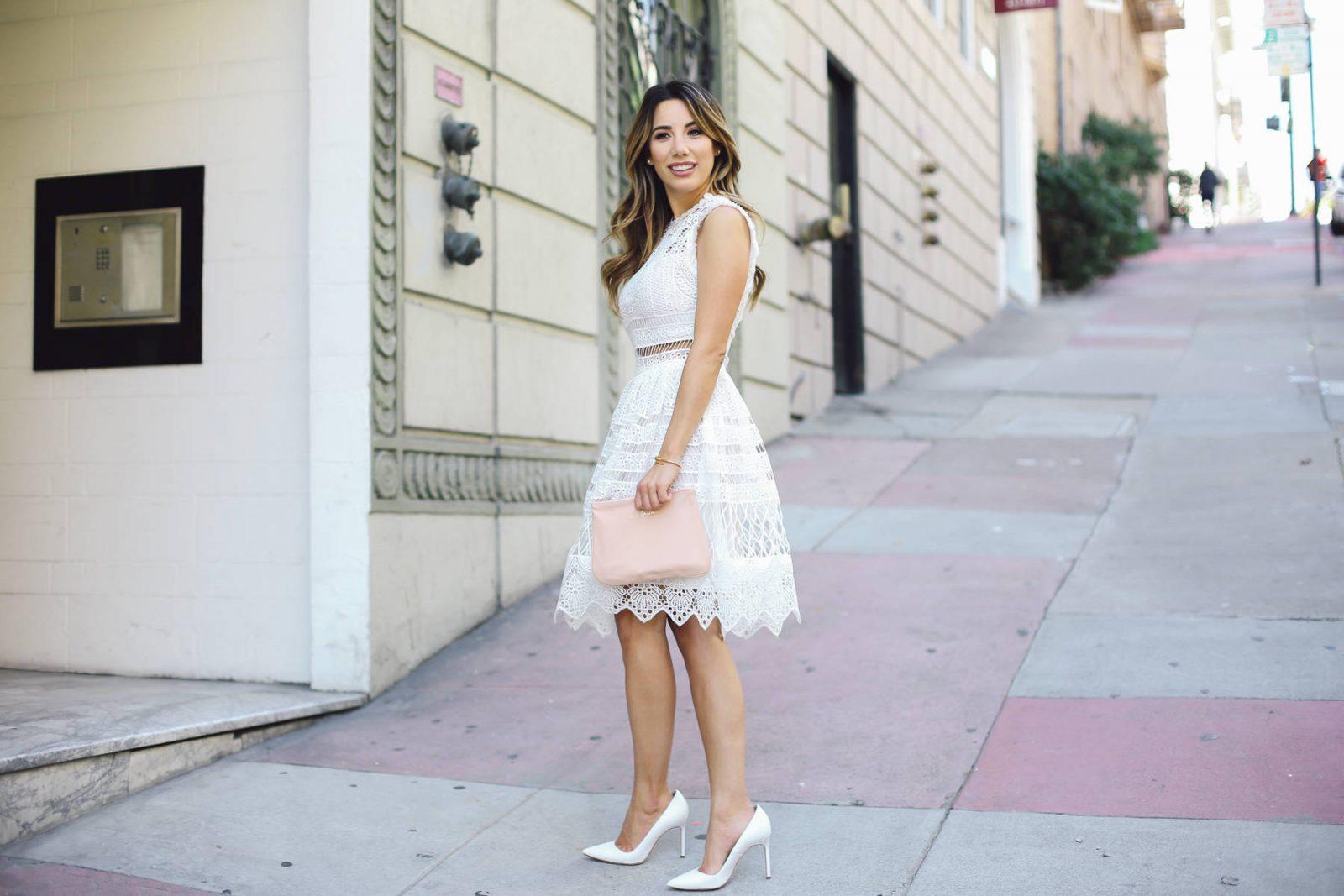 Ariana-Lauren-Fashionborn-White-Laced-Skater-Dress-Fashion-Blogger-Photography-by-Ryan-Chua-8483