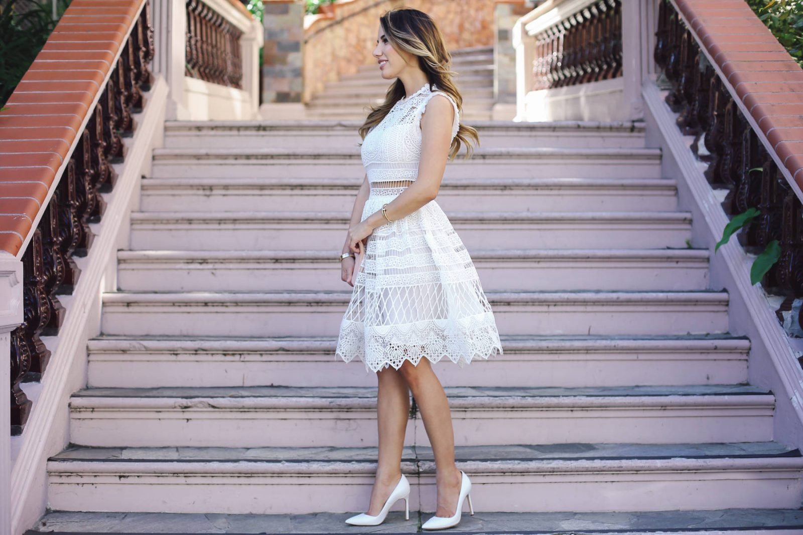 Ariana-Lauren-Fashionborn-White-Laced-Skater-Dress-Fashion-Blogger-Photography-by-Ryan-Chua-8672