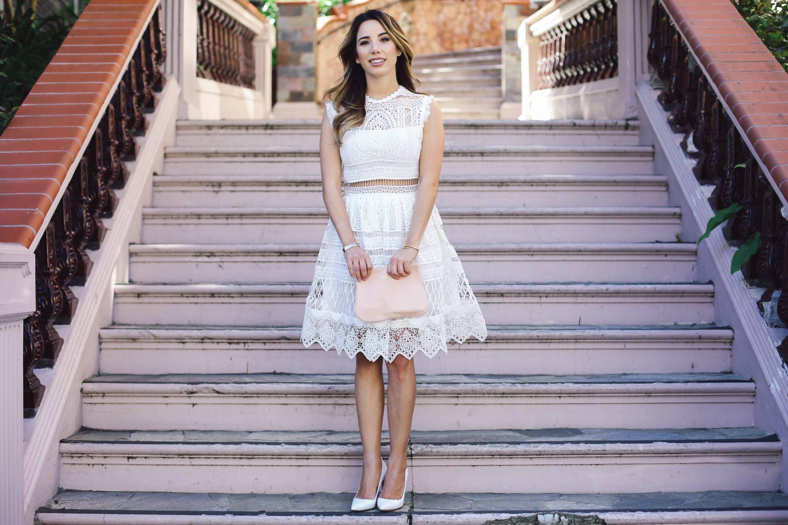 Ariana-Lauren-Fashionborn-White-Laced-Skater-Dress-Fashion-Blogger-Photography-by-Ryan-Chua-8695