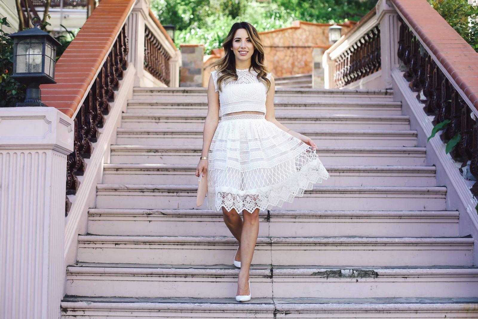 Ariana-Lauren-Fashionborn-White-Laced-Skater-Dress-Fashion-Blogger-Photography-by-Ryan-Chua-8761