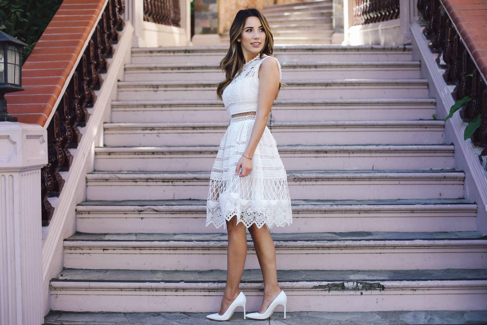 Ariana-Lauren-Fashionborn-White-Laced-Skater-Dress-Fashion-Blogger-Photography-by-Ryan-Chua-8817