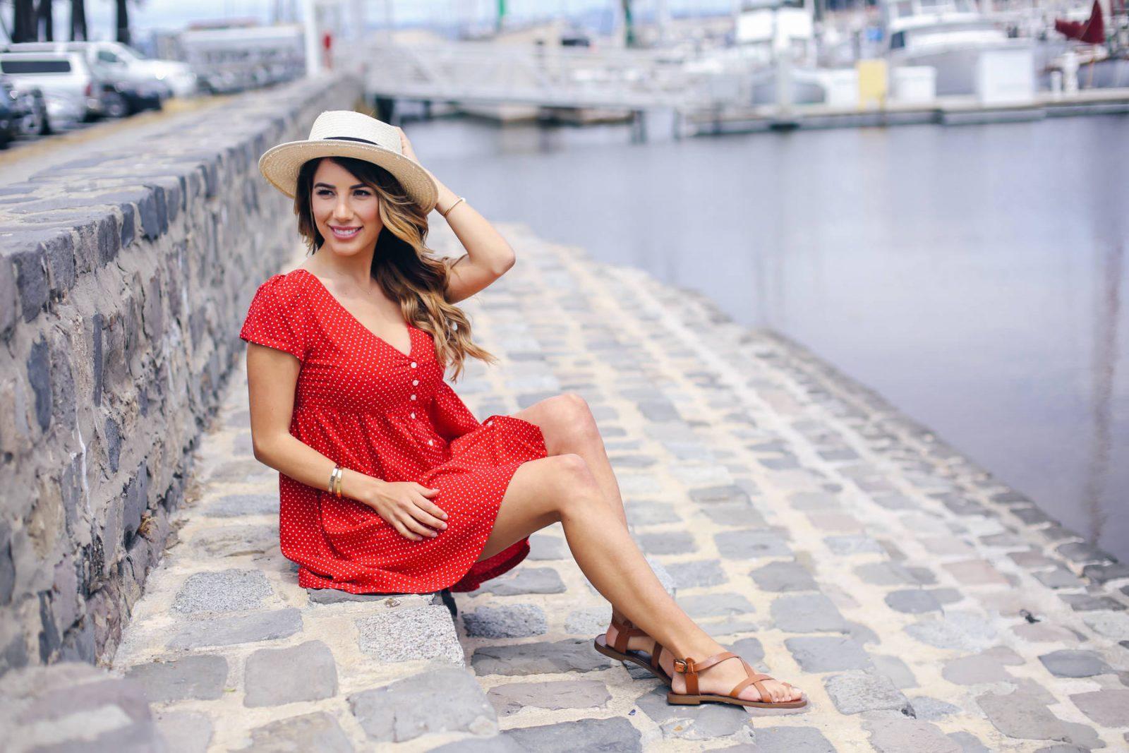 denim-jacket-red-dress-memorial-day-ariana-lauren-fashionborn-san-francisco-ryanbyryanchua-8710