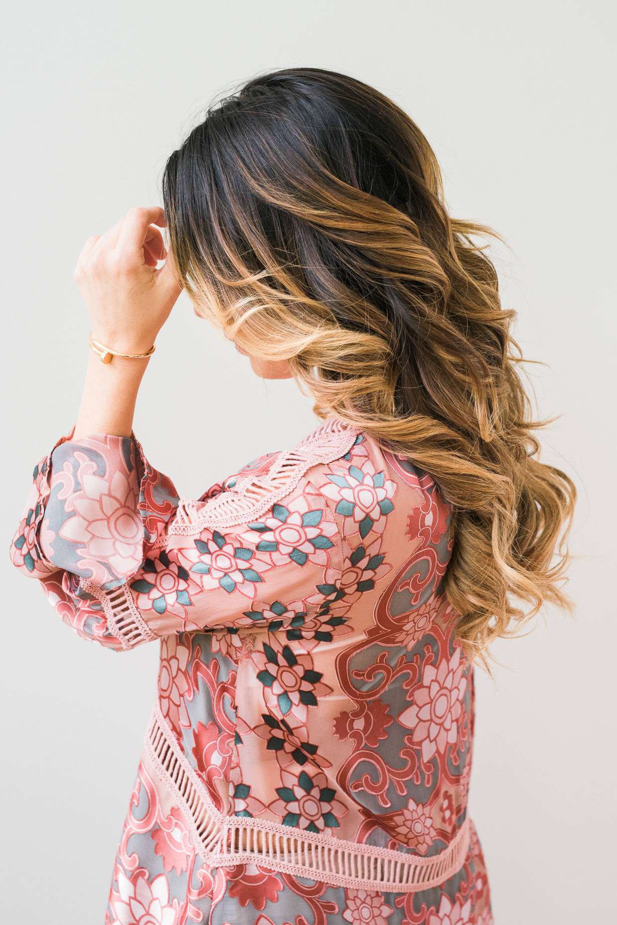 Effortless Beach Waves Ariana Lauren