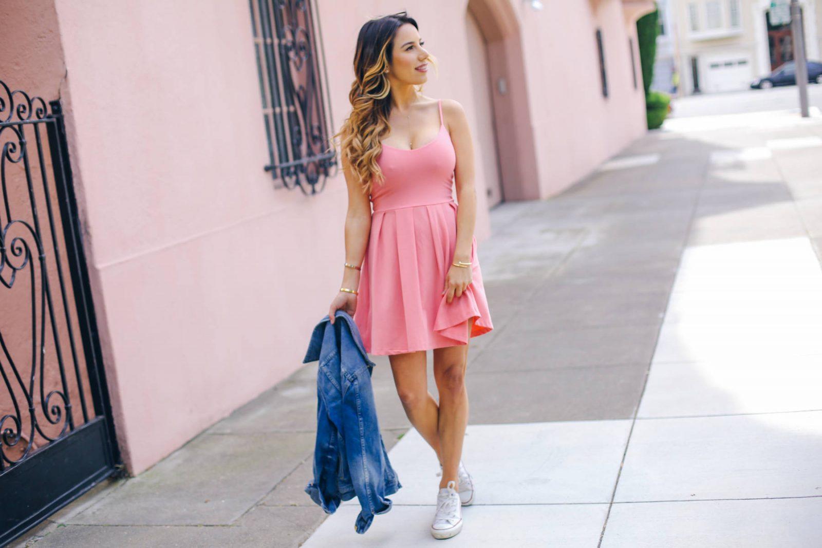 pink-skater-dress-ariana-lauren-fashionborn-san-francisco-ryanbyryanchua-9166