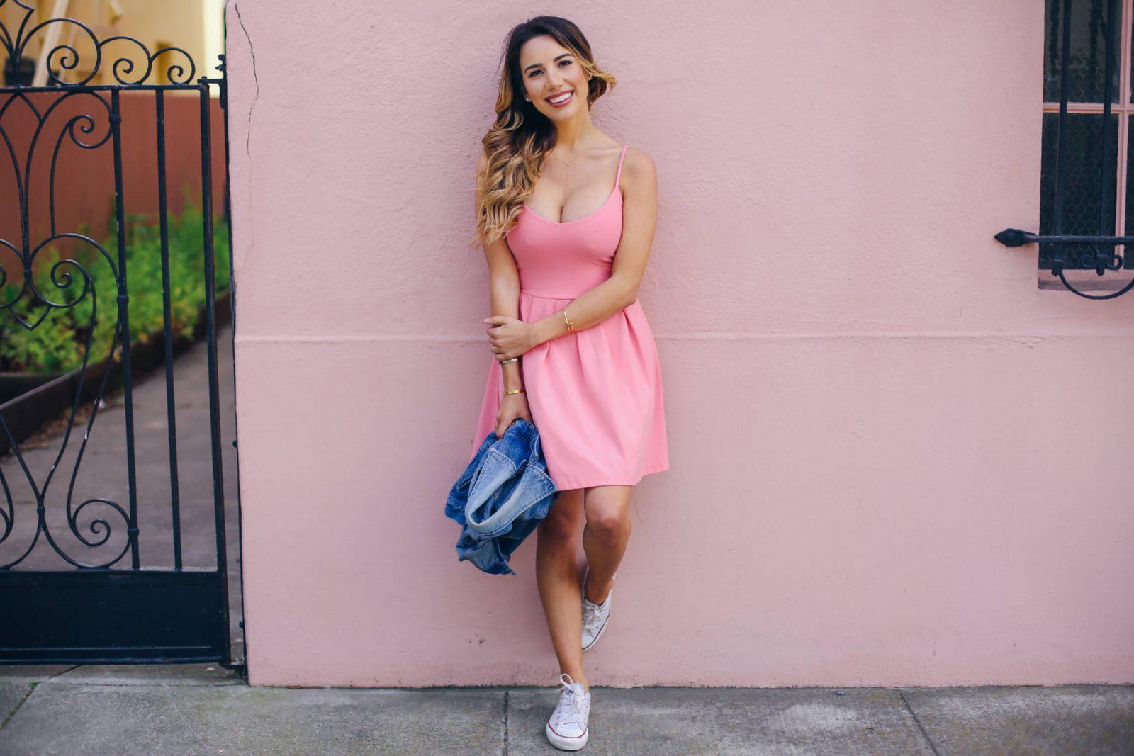 pink-skater-dress-ariana-lauren-fashionborn-san-francisco-ryanbyryanchua-9207