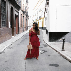 So Spain Self Portrait Dress